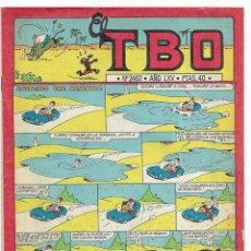 Tebeos: T B O AÑO LXV Nº 2462 1981. Lote 254214265