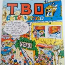 Tebeos: TBO EXTRA DE OTOÑO (SIN USAR). Lote 254344040