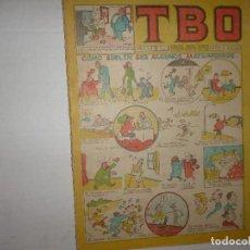Tebeos: TBO Nº 181 - COMO SUELEN SER ALGUNOS MATRIMONIOS - 2 PTAS -. Lote 254437420