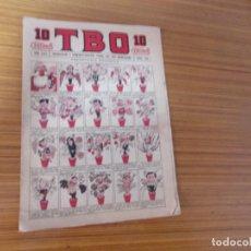 Tebeos: TBO Nº 833 EDITA BUIGAS. Lote 255928830
