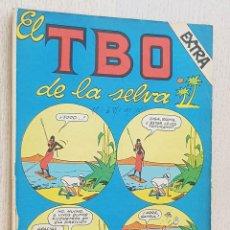 Tebeos: TBO EXTRA. EL TBO DE LA SELVA (ED. BUIGAS, 1980). Lote 256096355
