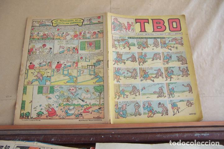 BUIGAS,- TBO Nº 16 2ª ÉPOCA. (Tebeos y Comics - Buigas - TBO)