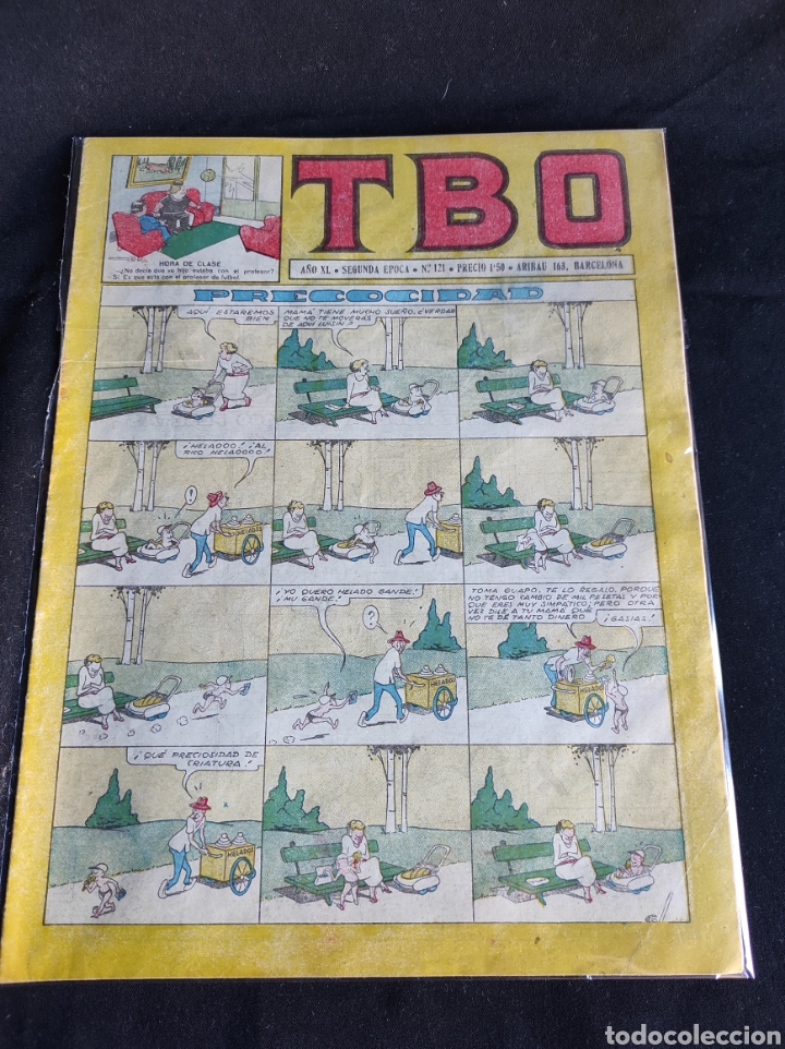 Tebeos: Lote TBO. 25 números+almanaque 1957+extra Morcillón y Babali. En su mayoría 2° época. - Foto 3 - 257403130