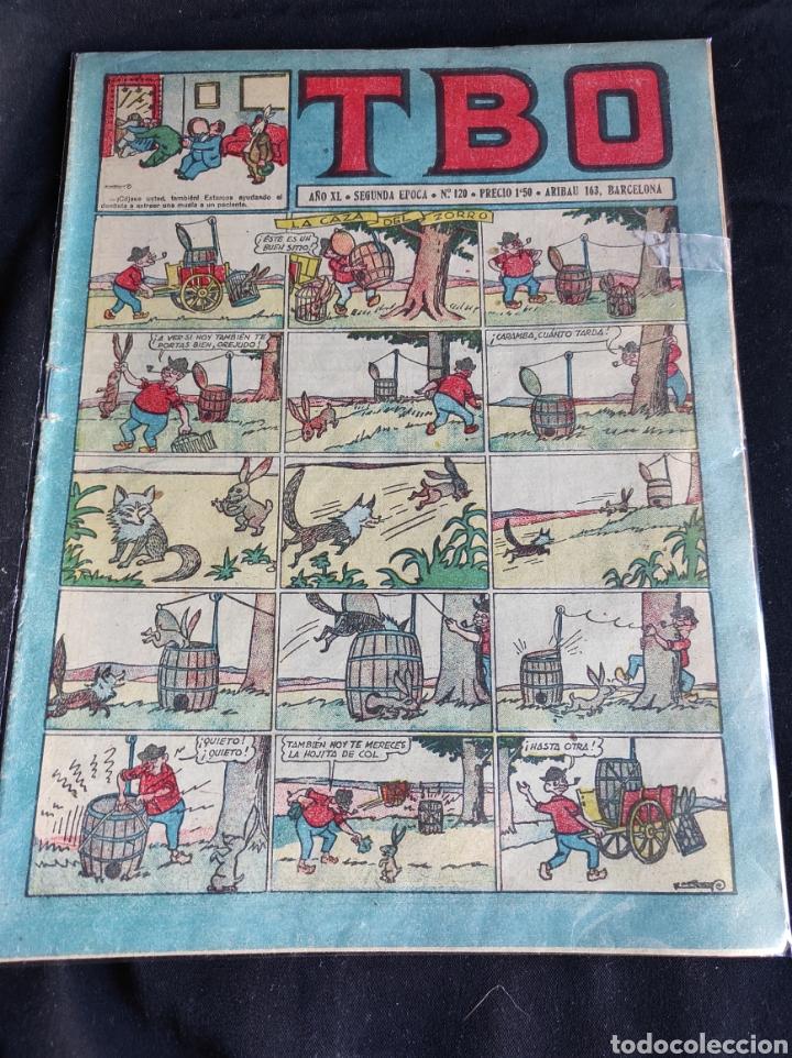 Tebeos: Lote TBO. 25 números+almanaque 1957+extra Morcillón y Babali. En su mayoría 2° época. - Foto 4 - 257403130