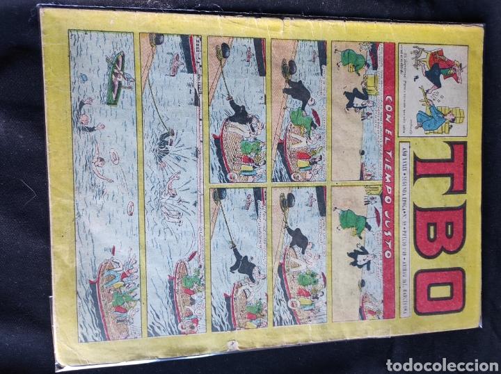Tebeos: Lote TBO. 25 números+almanaque 1957+extra Morcillón y Babali. En su mayoría 2° época. - Foto 5 - 257403130