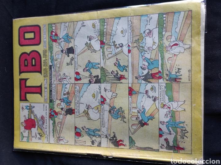 Tebeos: Lote TBO. 25 números+almanaque 1957+extra Morcillón y Babali. En su mayoría 2° época. - Foto 6 - 257403130