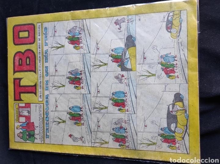 Tebeos: Lote TBO. 25 números+almanaque 1957+extra Morcillón y Babali. En su mayoría 2° época. - Foto 7 - 257403130