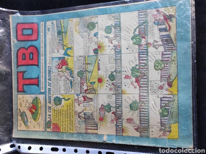 Tebeos: Lote TBO. 25 números+almanaque 1957+extra Morcillón y Babali. En su mayoría 2° época. - Foto 10 - 257403130