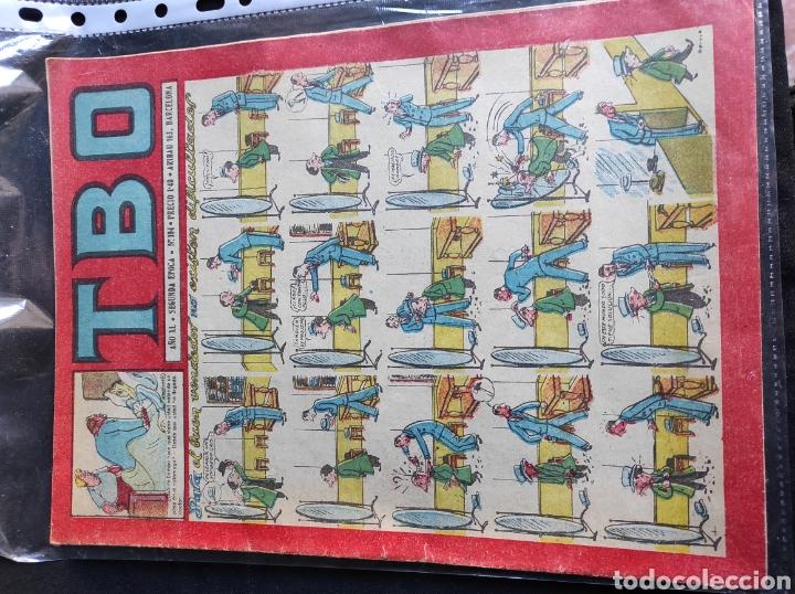 Tebeos: Lote TBO. 25 números+almanaque 1957+extra Morcillón y Babali. En su mayoría 2° época. - Foto 11 - 257403130