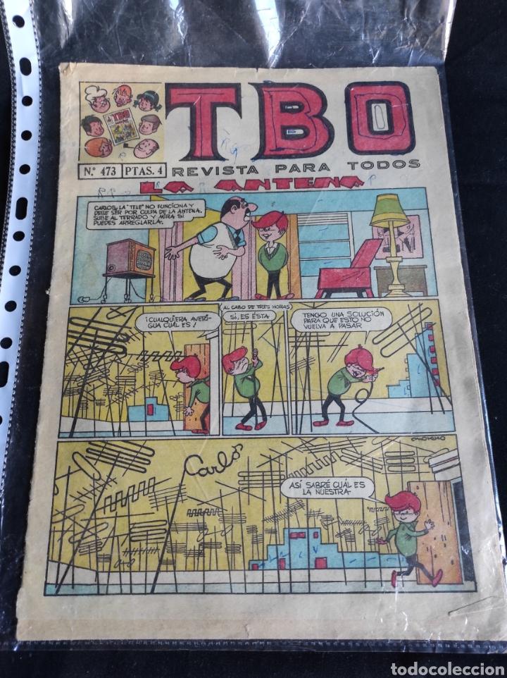 Tebeos: Lote TBO. 25 números+almanaque 1957+extra Morcillón y Babali. En su mayoría 2° época. - Foto 12 - 257403130
