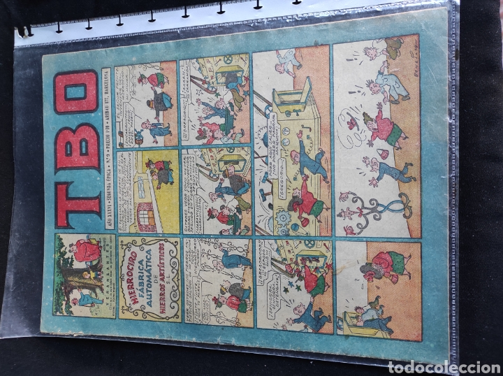 Tebeos: Lote TBO. 25 números+almanaque 1957+extra Morcillón y Babali. En su mayoría 2° época. - Foto 16 - 257403130