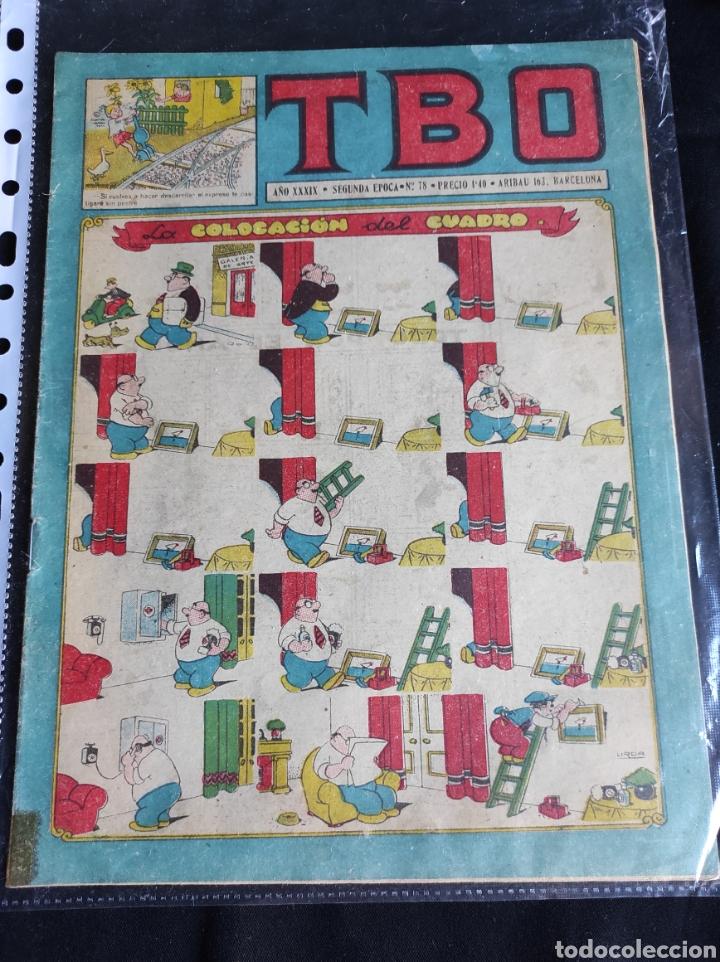 Tebeos: Lote TBO. 25 números+almanaque 1957+extra Morcillón y Babali. En su mayoría 2° época. - Foto 18 - 257403130