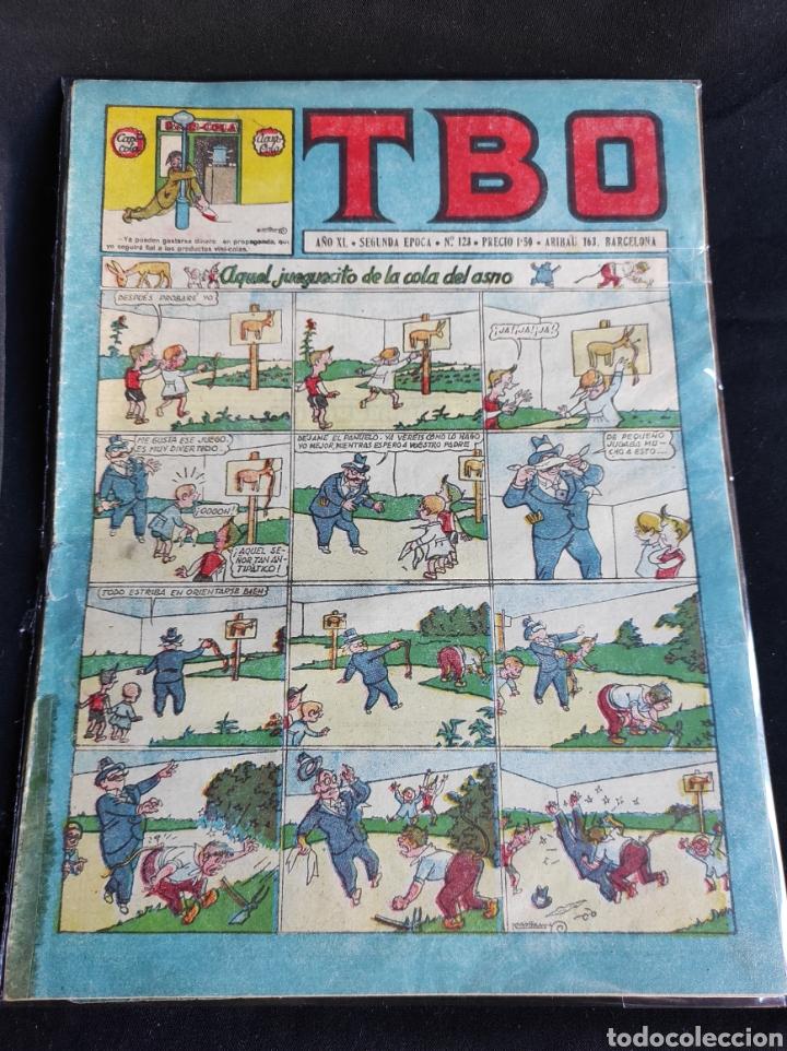 Tebeos: Lote TBO. 25 números+almanaque 1957+extra Morcillón y Babali. En su mayoría 2° época. - Foto 19 - 257403130