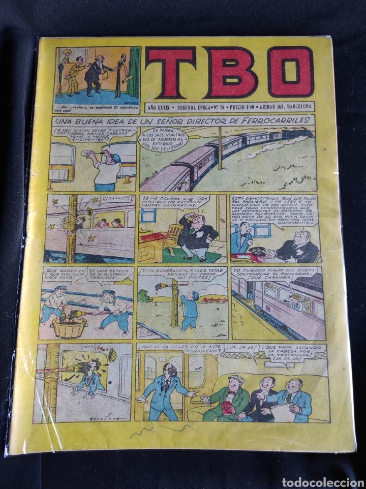 Tebeos: Lote TBO. 25 números+almanaque 1957+extra Morcillón y Babali. En su mayoría 2° época. - Foto 25 - 257403130