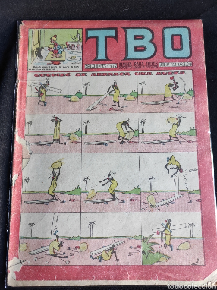 LOTE TBO. 25 NÚMEROS+ALMANAQUE 1957+EXTRA MORCILLÓN Y BABALI. EN SU MAYORÍA 2° ÉPOCA. (Tebeos y Comics - Buigas - TBO)
