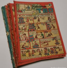 Livros de Banda Desenhada: NUMULITE ** 18 EJEMPALRES DE EDICIONES TBO T.B.O.. Lote 258178150