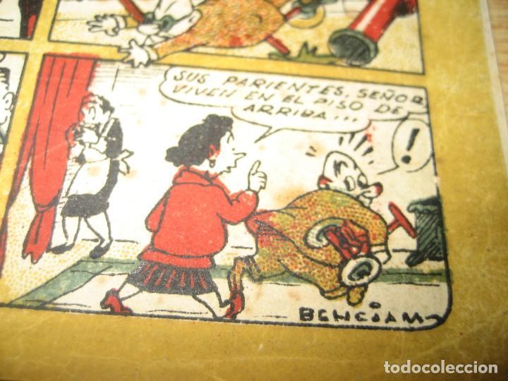 Tebeos: revista alegre de tbo . la gran sorpresa . benejam año 1945 , ver estado - Foto 5 - 259917515