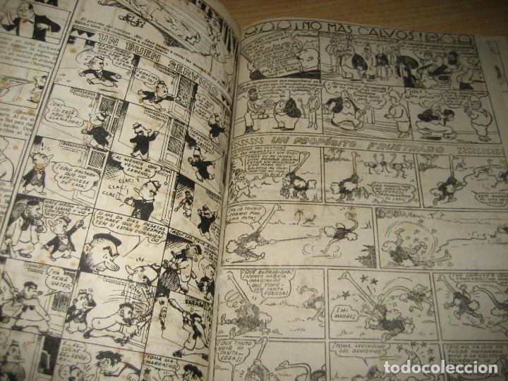 Tebeos: revista alegre de tbo . la gran sorpresa . benejam año 1945 , ver estado - Foto 6 - 259917515