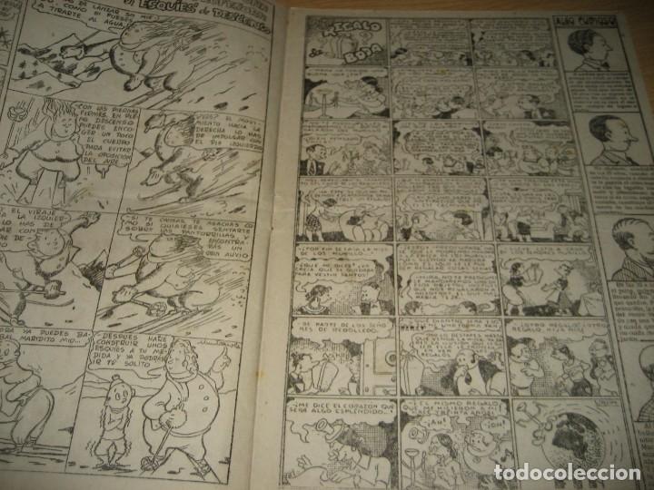 Tebeos: revista alegre de tbo . la gran sorpresa . benejam año 1945 , ver estado - Foto 8 - 259917515