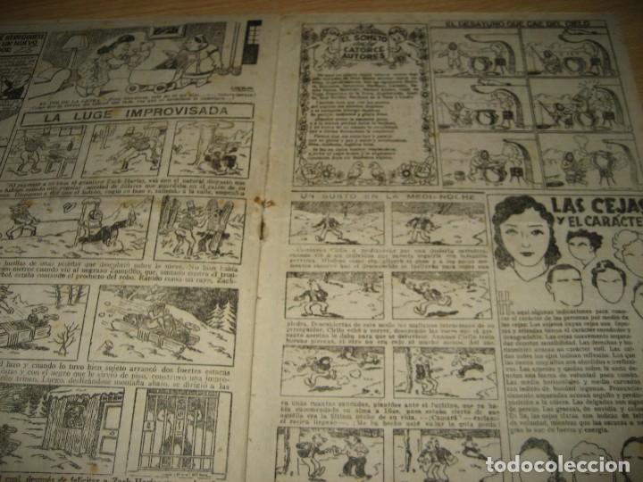Tebeos: revista alegre de tbo . la gran sorpresa . benejam año 1945 , ver estado - Foto 9 - 259917515