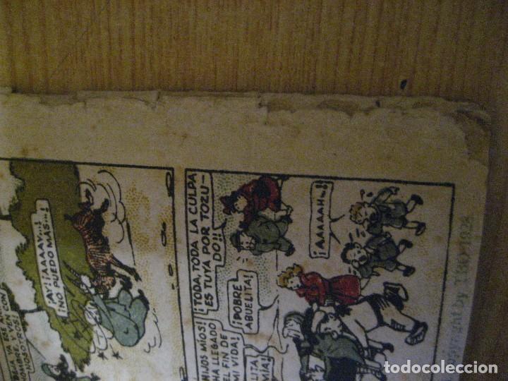 Tebeos: revista alegre de tbo . la gran sorpresa . benejam año 1945 , ver estado - Foto 14 - 259917515