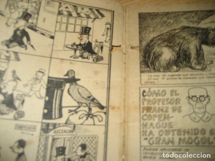 Tebeos: chispazos comicos de tbo . a rufino le aterrorizan los muertos . benejam 1946 nº 36? - Foto 7 - 259919265