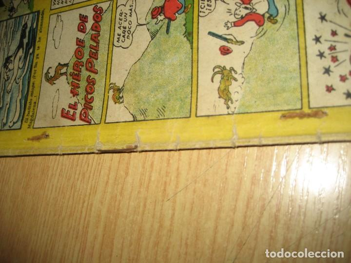 Tebeos: revista alegre de tbo . el heroe de picos pelados . benejam años 40 - Foto 4 - 259920740