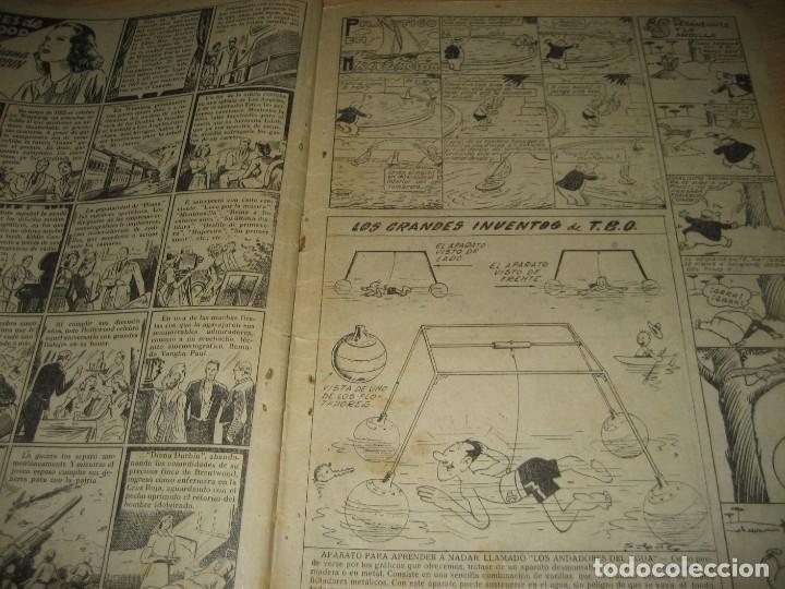 Tebeos: revista alegre de tbo . el heroe de picos pelados . benejam años 40 - Foto 6 - 259920740