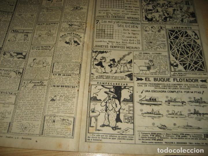 Tebeos: revista alegre de tbo . el heroe de picos pelados . benejam años 40 - Foto 7 - 259920740