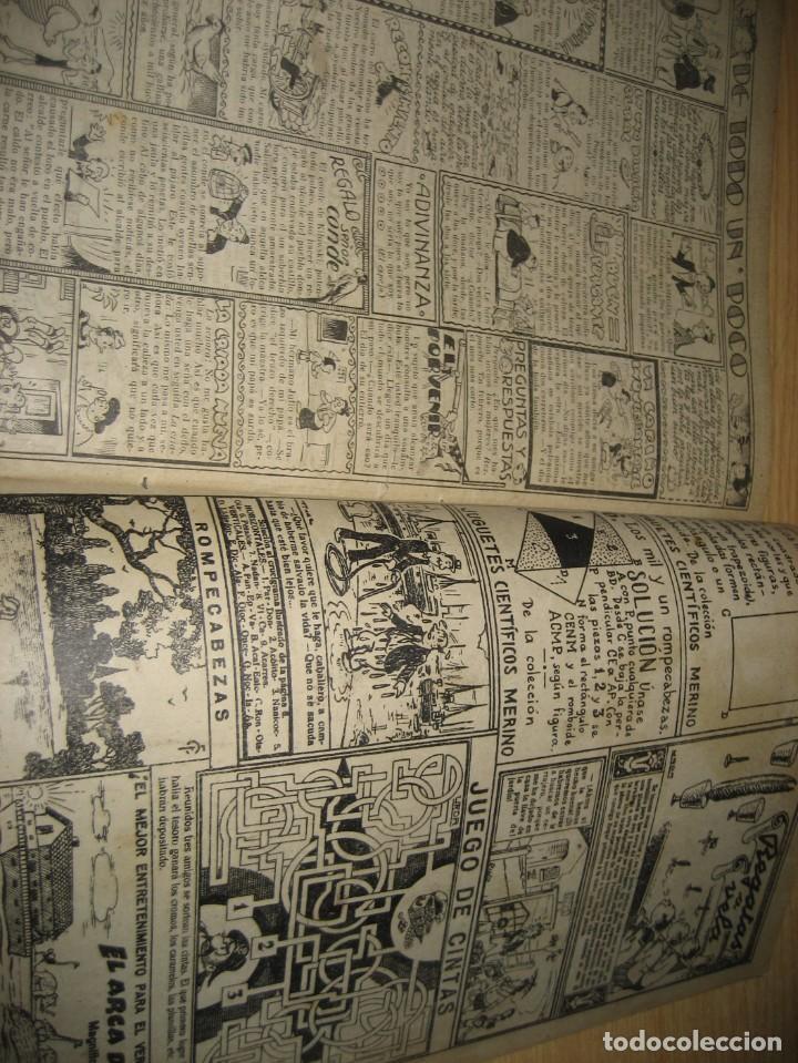 Tebeos: cuaderno humoristico de tbo . cuidado con las anguilas mordedoras . benejam nº 132 ? años 40 - Foto 10 - 259922800
