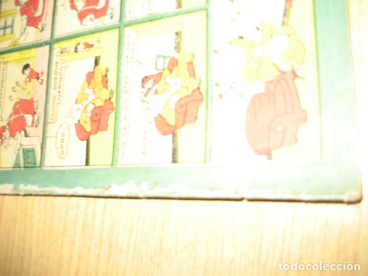 Tebeos: hojas festivas de tbo . un plan de venganza . nº 35 ? benejam años 40 - Foto 3 - 259923990