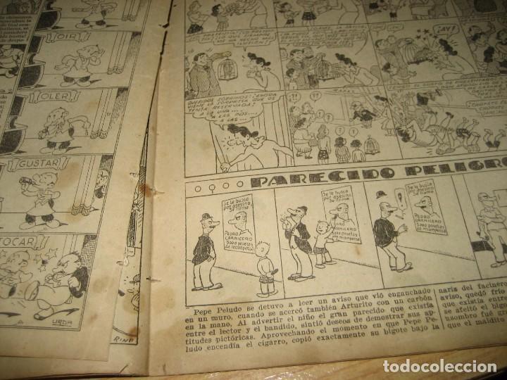 Tebeos: hojas festivas de tbo . un plan de venganza . nº 35 ? benejam años 40 - Foto 11 - 259923990