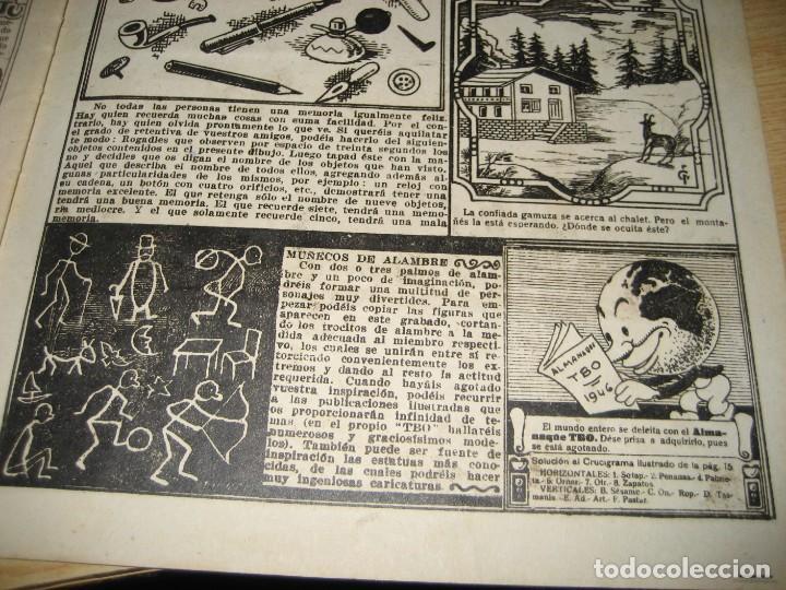 Tebeos: amenidades tbo . como el agua de jabon fue de un pavo la salvacion ... año 1945 - Foto 10 - 259925020