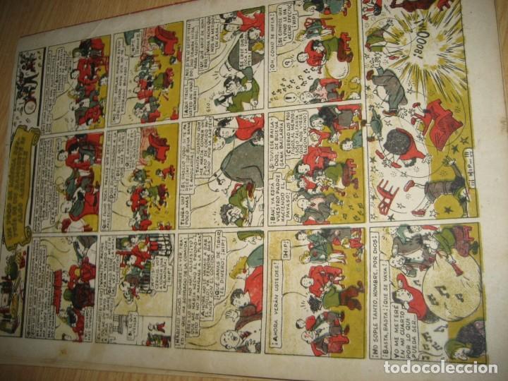 Tebeos: amenidades tbo . como el agua de jabon fue de un pavo la salvacion ... año 1945 - Foto 12 - 259925020