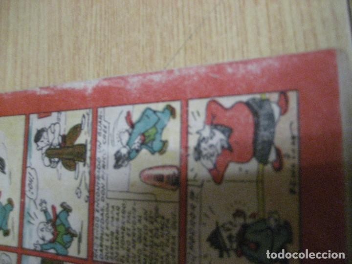 Tebeos: cuaderno selecto de tbo . un desgraciado golpe de viento . benejam . años 40 - Foto 6 - 259925255