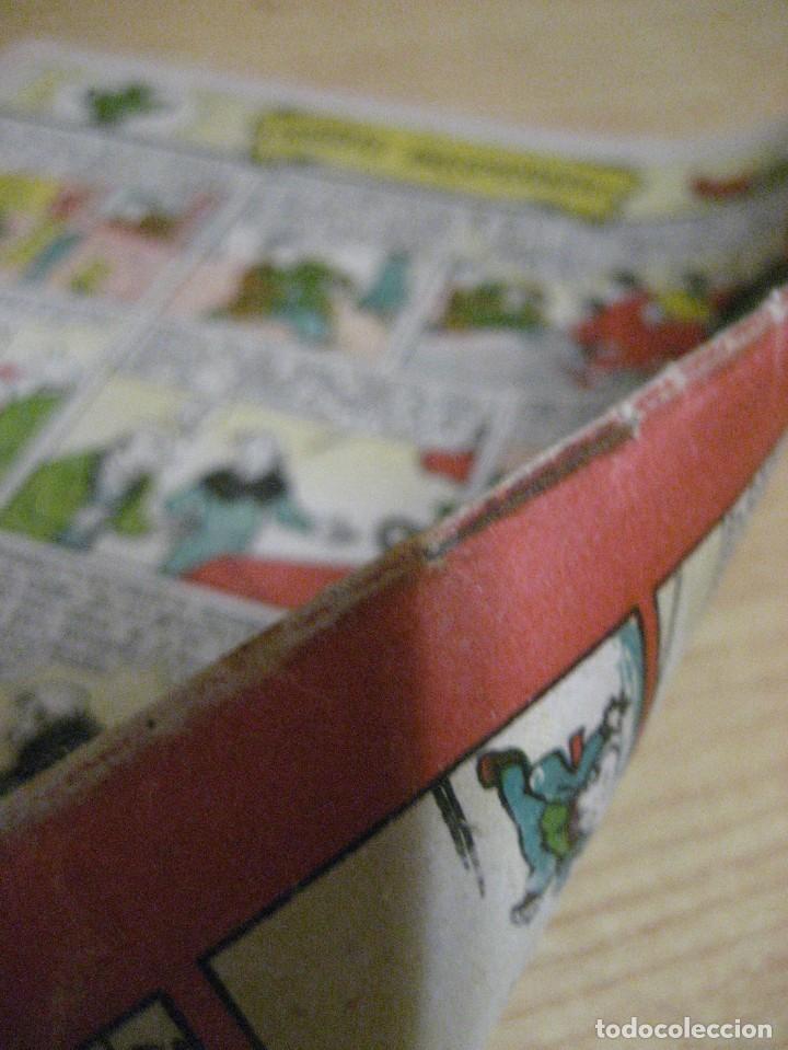 Tebeos: cuaderno selecto de tbo . un desgraciado golpe de viento . benejam . años 40 - Foto 7 - 259925255