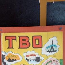 Livros de Banda Desenhada: TBO EXTRAORDINARIO DEDICADO AL TURISMO.. Lote 260840045