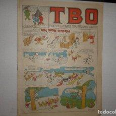 Tebeos: TBO Nº 208 - UNA NOCHE DIVERTIDA - 1958 - 2 PTAS -. Lote 261122420
