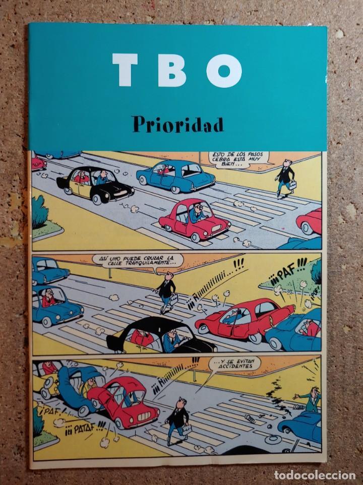 COMIC DE T B O EN PRIORIDAD (Tebeos y Comics - Buigas - TBO)