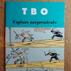 Tebeos: COMIC DE T B O EN CAPTURA SORPRENDENTE. Lote 261202125