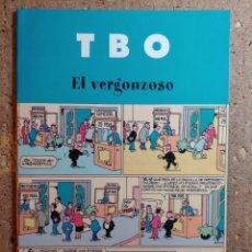 Tebeos: COMIC DE T B O EN EL VERGONZOSO. Lote 261202235