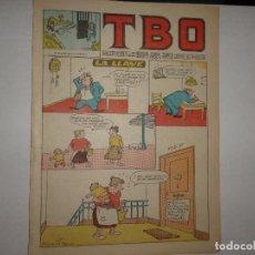 Tebeos: TBO Nº 229 - LA LLAVE - 2 PTAS -. Lote 261609165