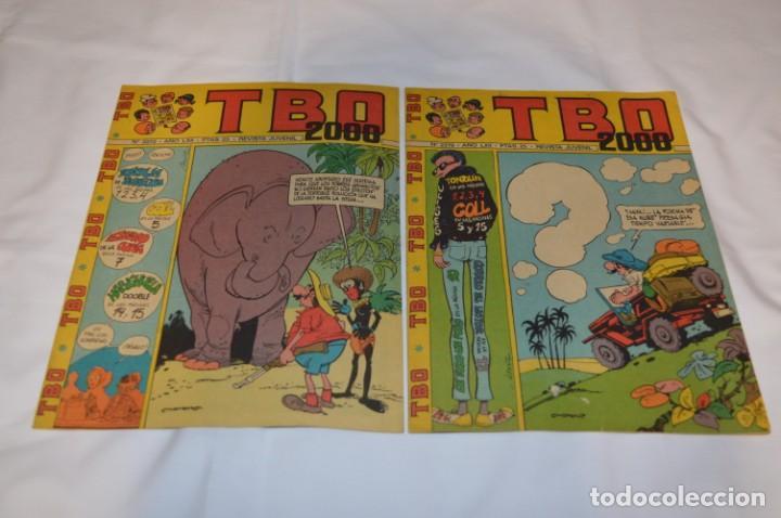 Tebeos: Lote 9 TBO variados - BUIGAS - AÑOS 70 - 1 Almanaque + 3 Extras + 5 Normales - MADE IN SPAIN ¡Mira! - Foto 2 - 261666695