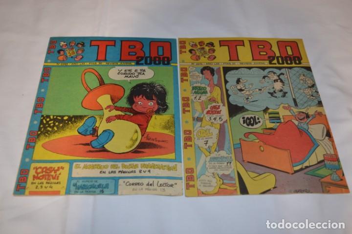 Tebeos: Lote 9 TBO variados - BUIGAS - AÑOS 70 - 1 Almanaque + 3 Extras + 5 Normales - MADE IN SPAIN ¡Mira! - Foto 4 - 261666695