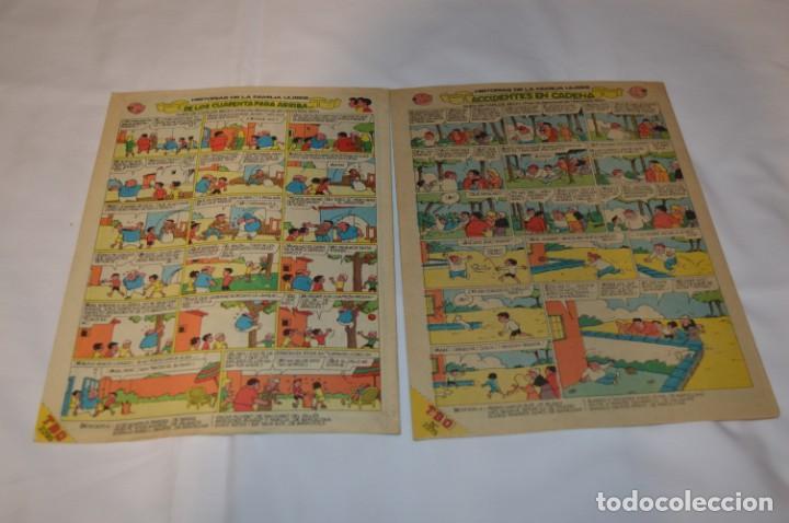 Tebeos: Lote 9 TBO variados - BUIGAS - AÑOS 70 - 1 Almanaque + 3 Extras + 5 Normales - MADE IN SPAIN ¡Mira! - Foto 5 - 261666695