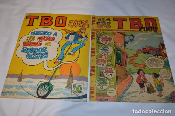 Tebeos: Lote 9 TBO variados - BUIGAS - AÑOS 70 - 1 Almanaque + 3 Extras + 5 Normales - MADE IN SPAIN ¡Mira! - Foto 6 - 261666695