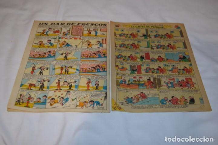 Tebeos: Lote 9 TBO variados - BUIGAS - AÑOS 70 - 1 Almanaque + 3 Extras + 5 Normales - MADE IN SPAIN ¡Mira! - Foto 7 - 261666695