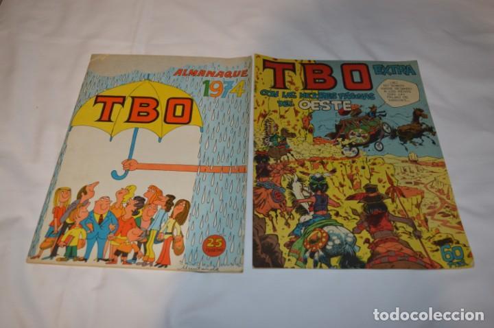 Tebeos: Lote 9 TBO variados - BUIGAS - AÑOS 70 - 1 Almanaque + 3 Extras + 5 Normales - MADE IN SPAIN ¡Mira! - Foto 8 - 261666695