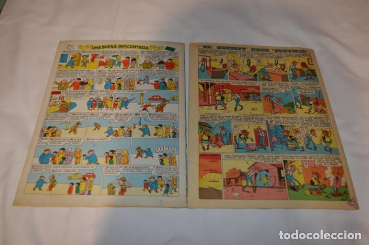 Tebeos: Lote 9 TBO variados - BUIGAS - AÑOS 70 - 1 Almanaque + 3 Extras + 5 Normales - MADE IN SPAIN ¡Mira! - Foto 9 - 261666695