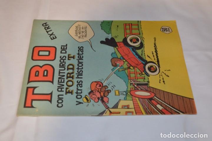 Tebeos: Lote 9 TBO variados - BUIGAS - AÑOS 70 - 1 Almanaque + 3 Extras + 5 Normales - MADE IN SPAIN ¡Mira! - Foto 10 - 261666695